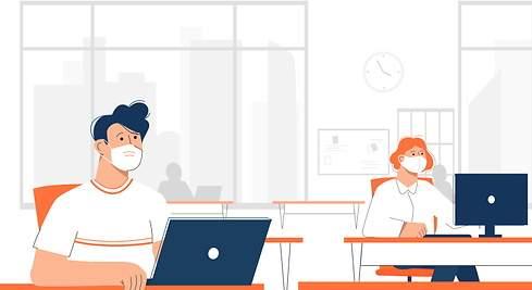 La vuelta a la oficina: expectativa y nuevos desafíos